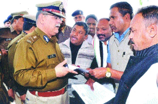 Cong seeks attention of DGP on poor law & order