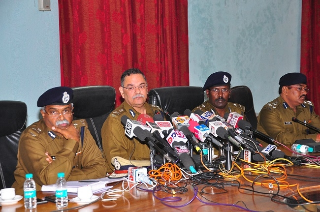 Our priority is to stop illegal sand mining from Narmada completely: DGP Shukla