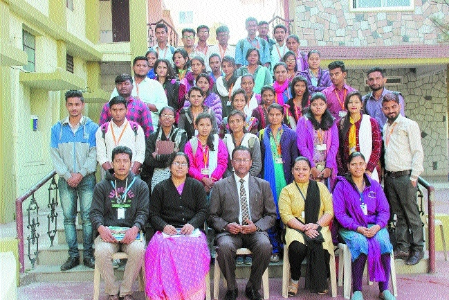 Gujarat students visit BSSS under exchange programme