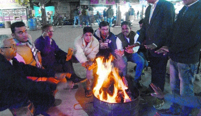 Bhopal witnesses coldest day of season, max temp dips to 19°C