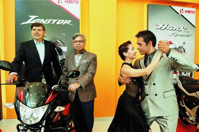 Hero MotoCorp forays into Argentina