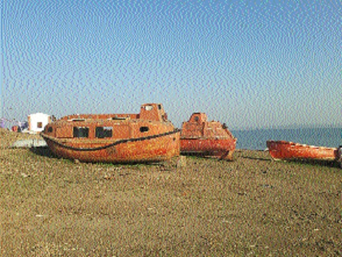 High-tech boats worth lakhs rotting at Bargi