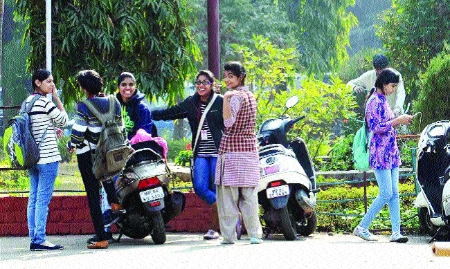 Nutan College introduces uniform for students