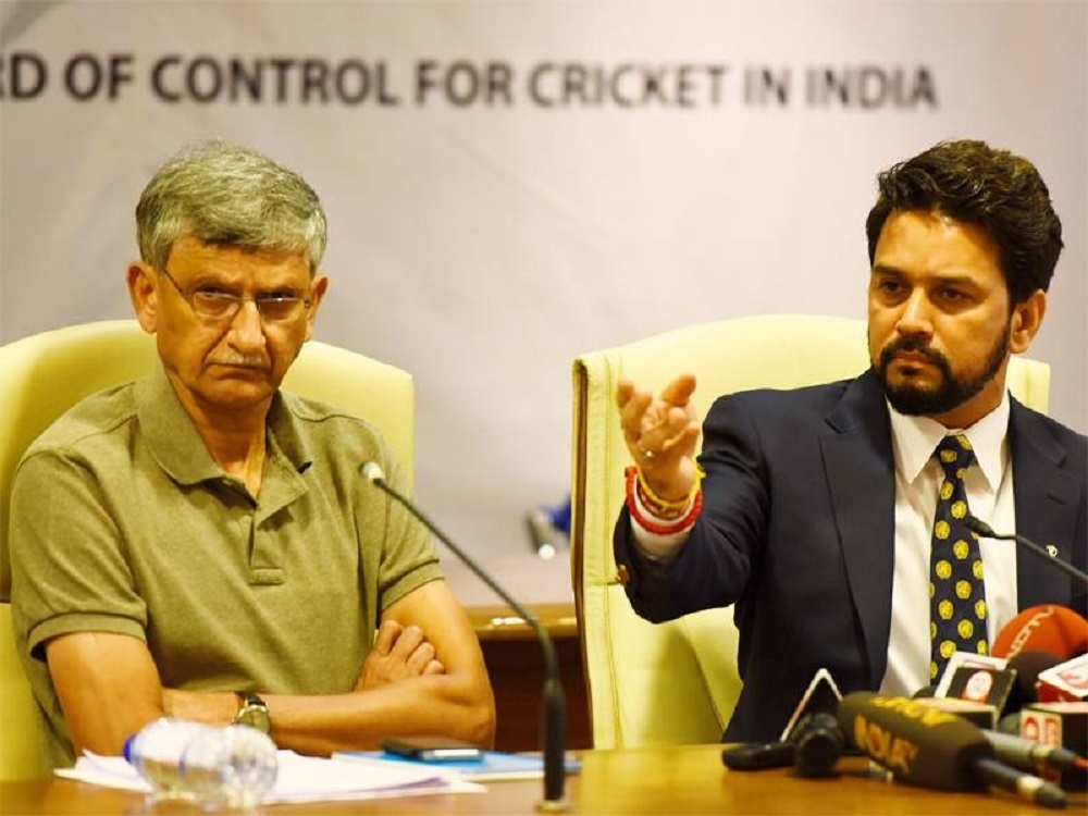 SC bowls out Thakur, Shirke