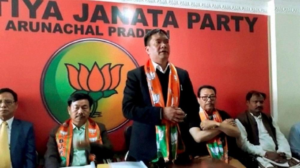 Arunachal CM Khandu drops three ministers, 2 advisors