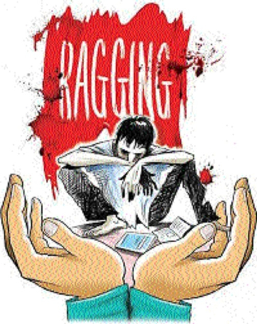 Ragging report from RAK Agriculture College
