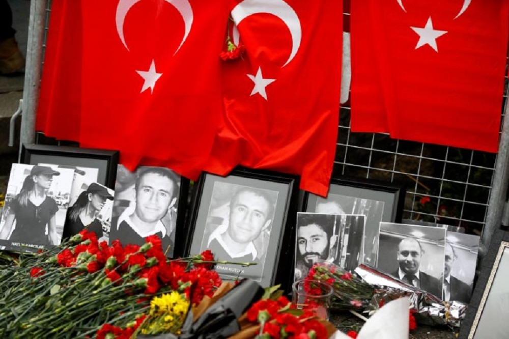 Istanbul nightclub attacker identified