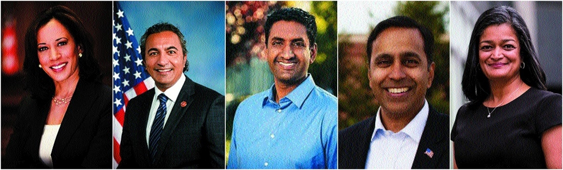 5 Indian-Americans sworn in as members of US Congress