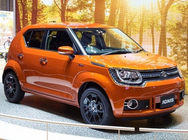 Maruti opens online booking for upcoming model 'Ignis'