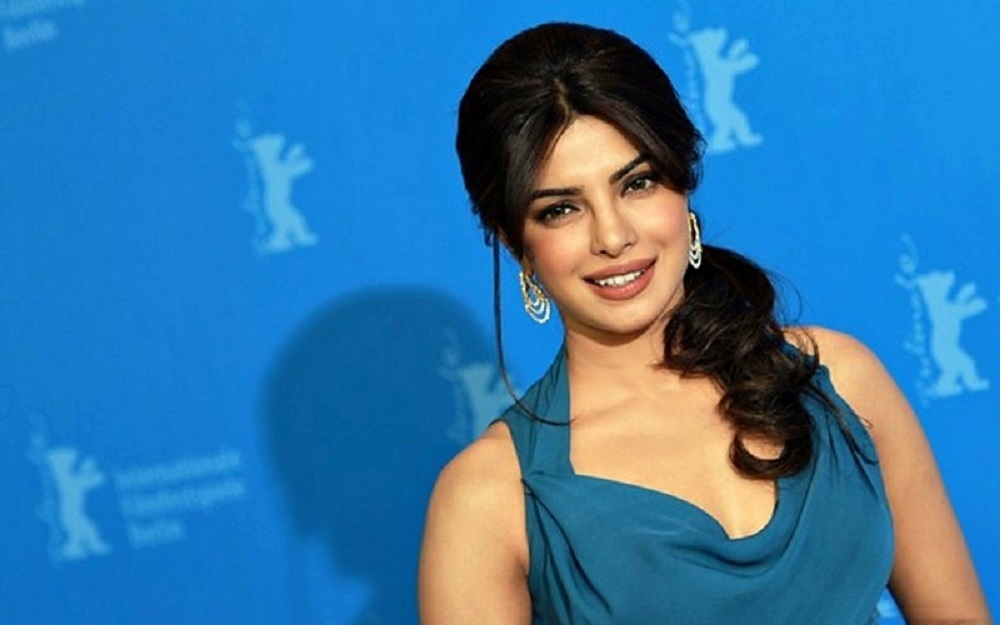 Foreign Bollywood star Priyanka Chopra