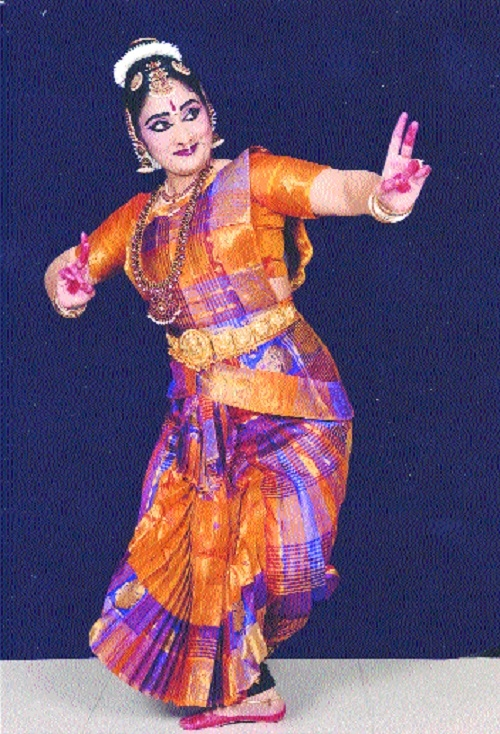 Bharatnatyam Arangetram of Ramya Iyer on January 7