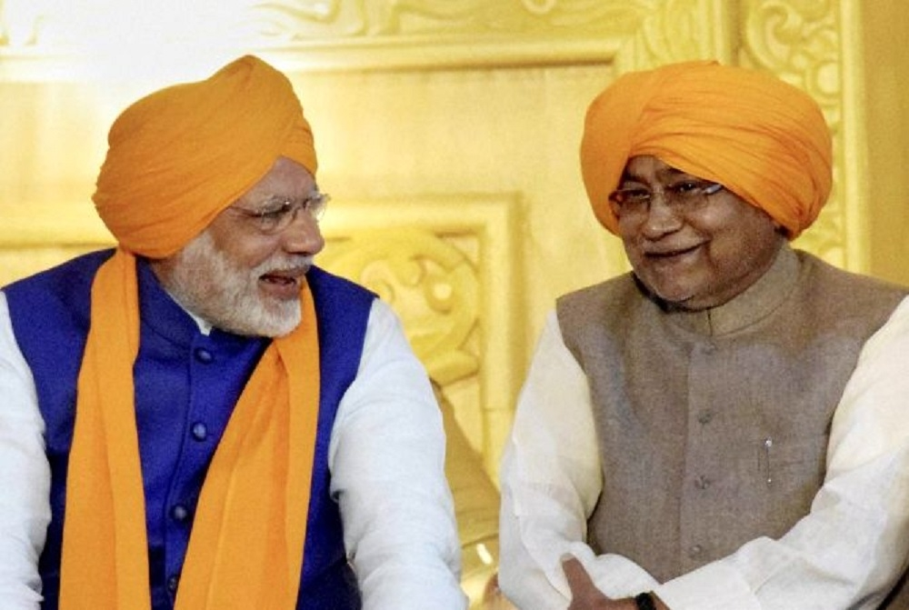 Modi praises Nitish, lauds prohibition
