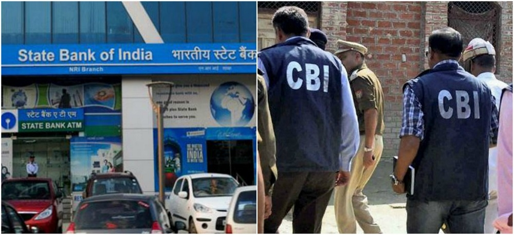 CBI files case against SBI officials