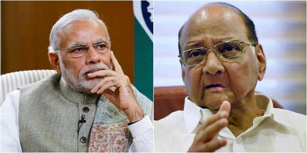 Modi a smooth talker: Sharad Pawar