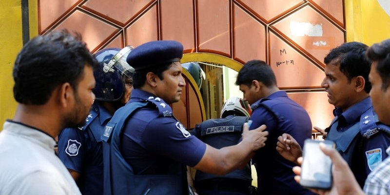 Mastermind of Dhaka cafe attack killed