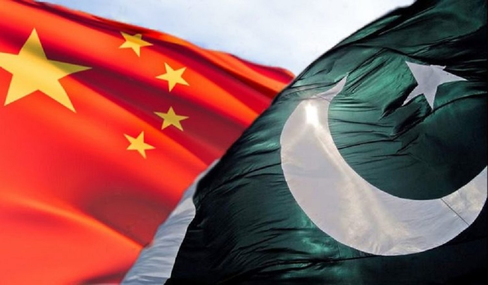 China's N-powered submarine was spotted at Pakistani port