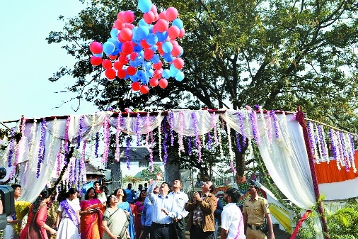 Fun-tastic mood marks BVM Civil Line's 'Bal Mela'