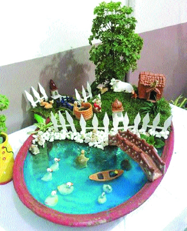 Garden Club-The Hitavada annual flower show today