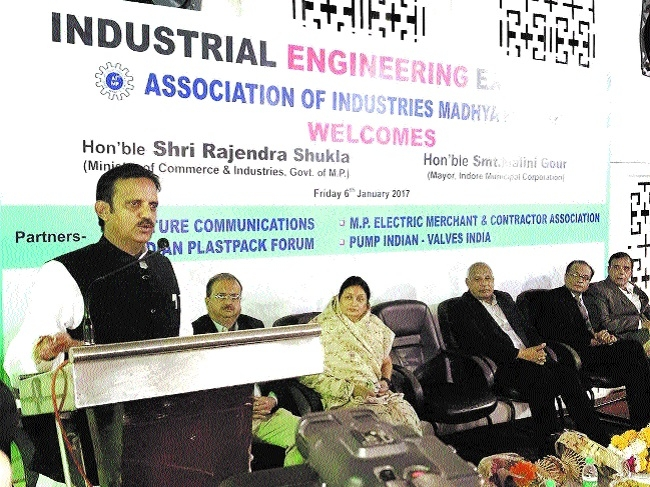 Indore is main gate for industrial investment in MP: Minister Shukla
