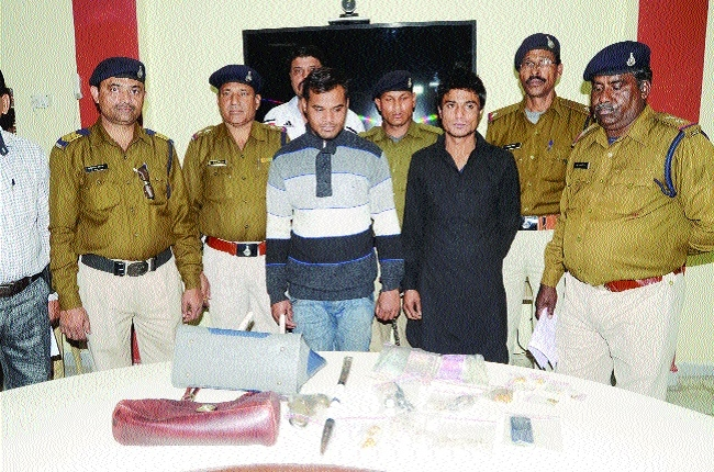 Three vehicle-lifters held, 19 bikes worth Rs 8 lakh seized