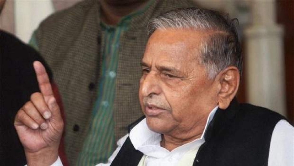 I am national president of party, says Mulayam