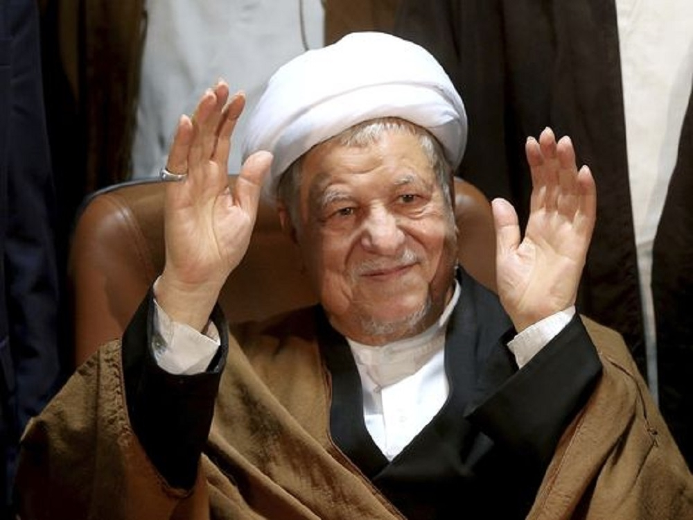 Former Iranian leader Rafsanjani passes away