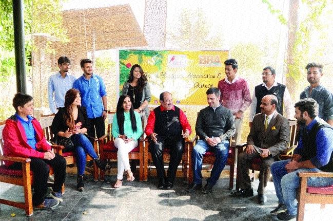 Bhopal Bloggers' Assn holds meeting