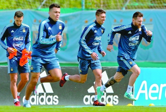 Moment of truth as Argentina seek WC berth