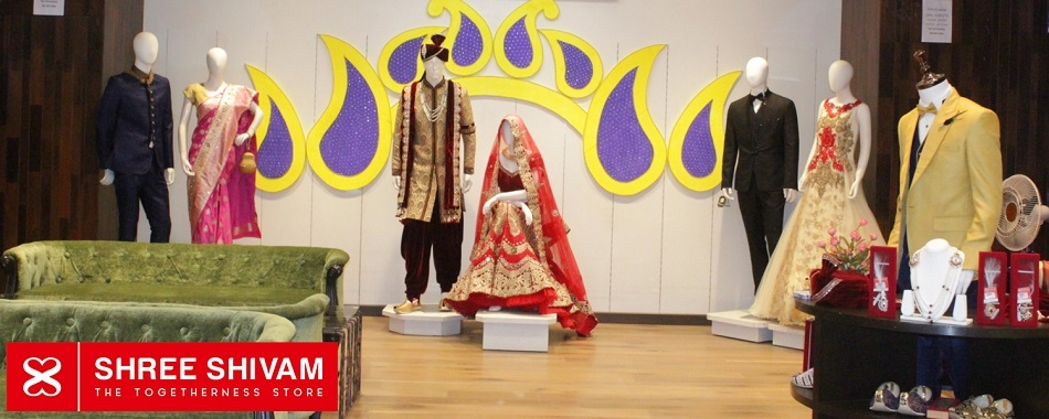 Diwali scheme on men's wear at Shree Shivam