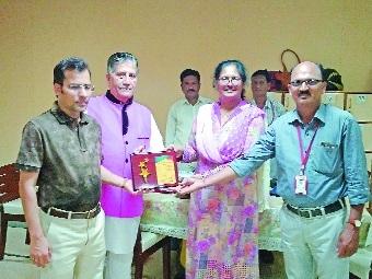 Karan Kothari Jewellers holds blood donation camp