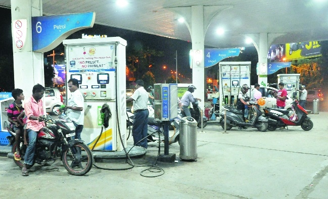 Vidarbha Petroleum Dealers Assn supports strike