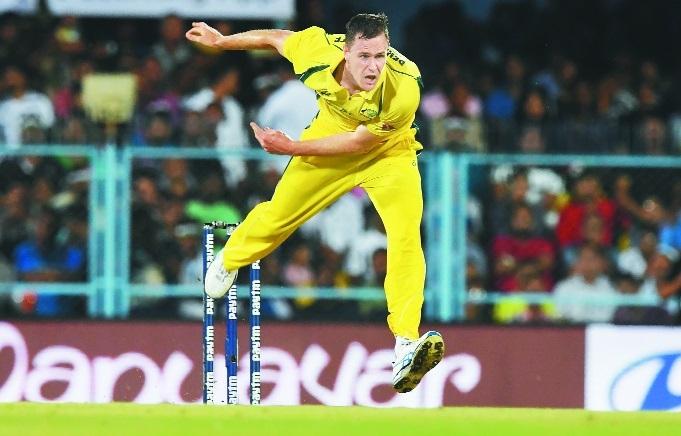 Behrendorff rattles India