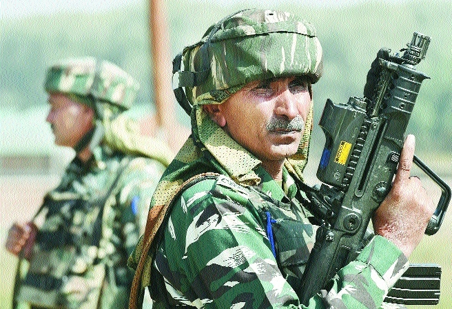 Two IAF commandos, 2 LeT ultras killed in encounter