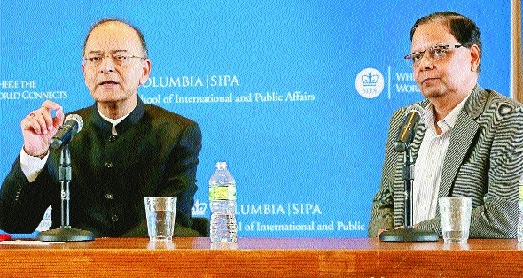 Reforms by Modi Govt have put Indian economy on stronger track: Jaitley