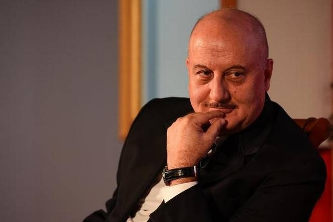 Anupam Kher is new FTII chief
