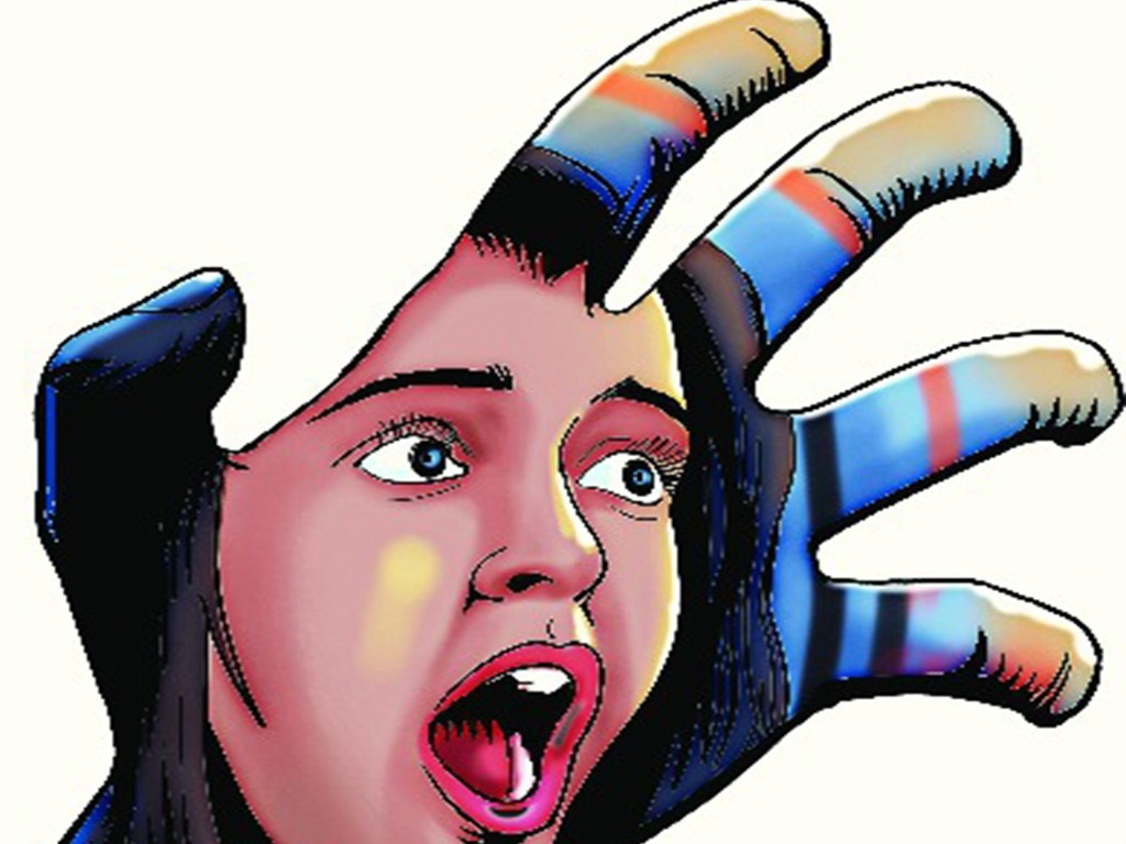 Youth booked for molesting, attacking girl