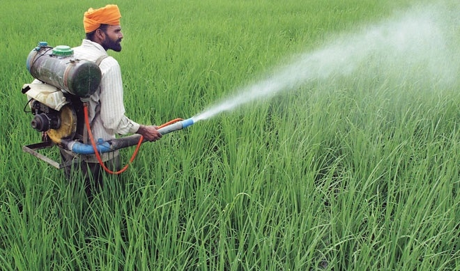 Unaware farmers becoming victims of pesticide business