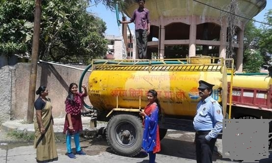 NMC consuming more water than standard norms: MWRRA