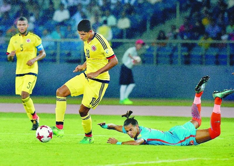 High-spirited India brace up for Ghana