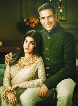 PCJ ropes in Akshay Kumar & Twinkle as brand ambassadors