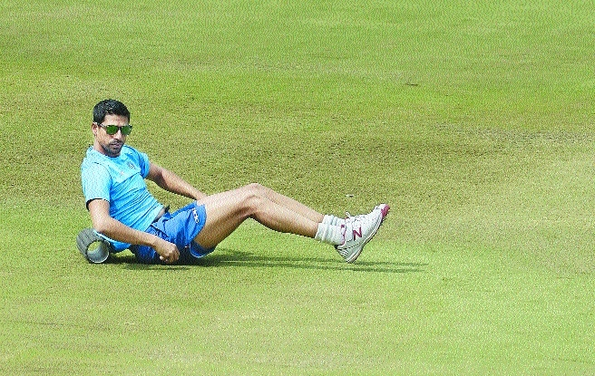 Nehra wanted to end on high