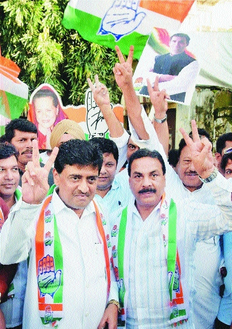 Cong wins 73; NCP, MIM draw blank in Nanded civic polls