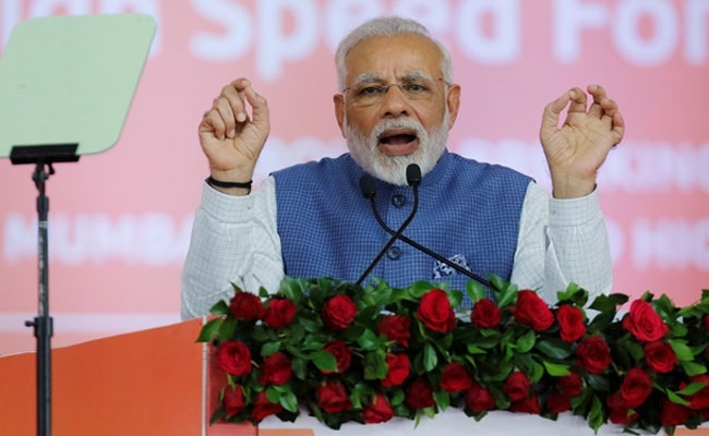 Some States lagged due to governance deficit: Modi