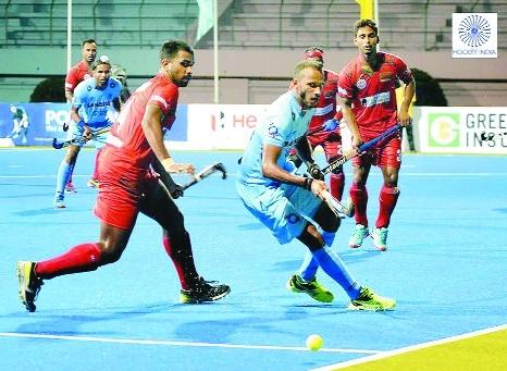 Dominant India maul Bangladesh 7-0
