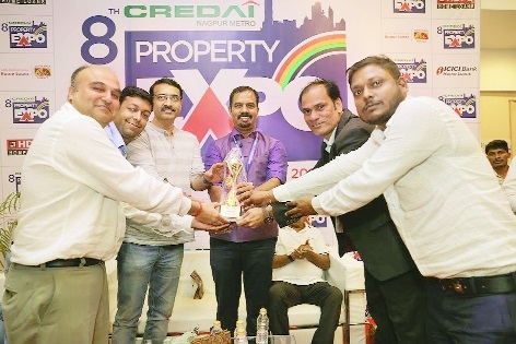 8th CREDAI Nagpur Metro Property Expo concludes