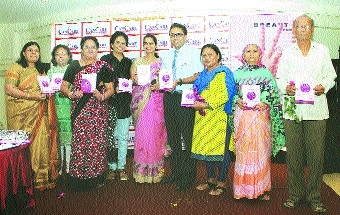 'Early detection and awareness about breast cancer is must'