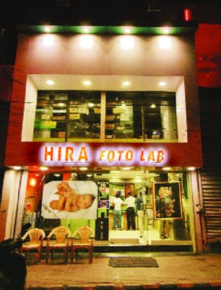 Diwali offers at Hira Foto Lab getting good response