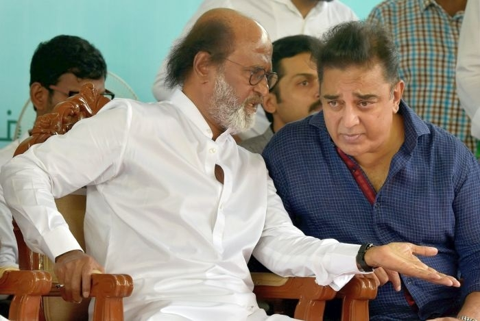 Not enough to just have fame and clout earned in cinema to succeed in politics: Rajinikanth