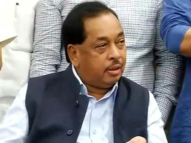 Former Mah CM Rane launches new party
