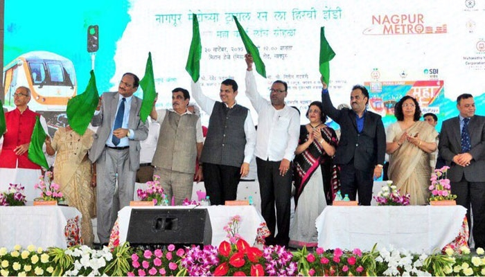 'Metro Rail will be engine of Nagpur's growth'
